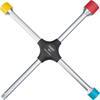 HAZET 705C Four way rim wrench