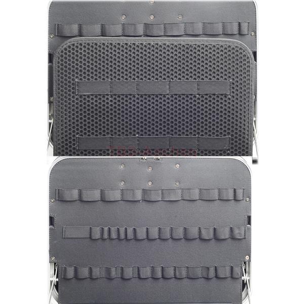 knipex 00 21 40 le werkzeugkoffer big twin leer 002140le ebay. Black Bedroom Furniture Sets. Home Design Ideas