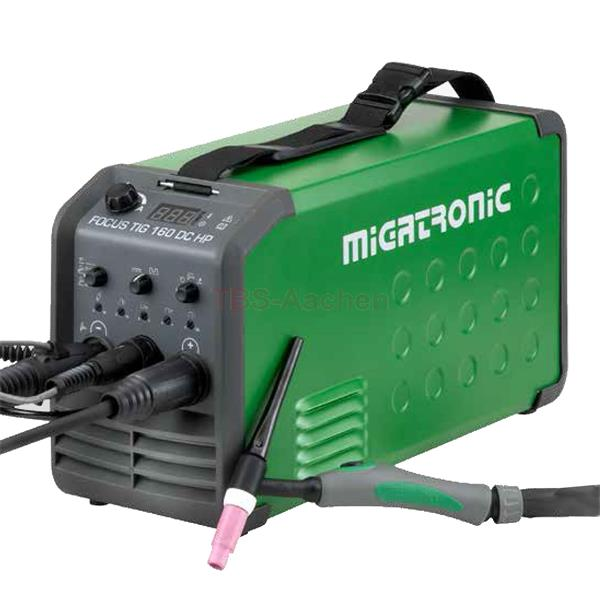 Migatronic Focus Tig 160 DC HP PFC