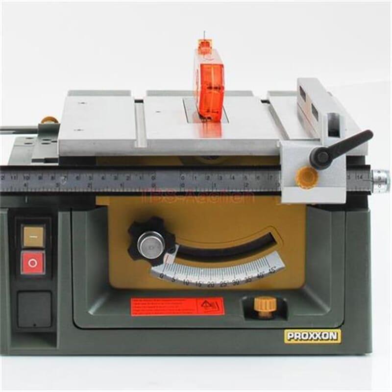 proxxon 27070 feinschnitt tischkreiss ge fet. Black Bedroom Furniture Sets. Home Design Ideas