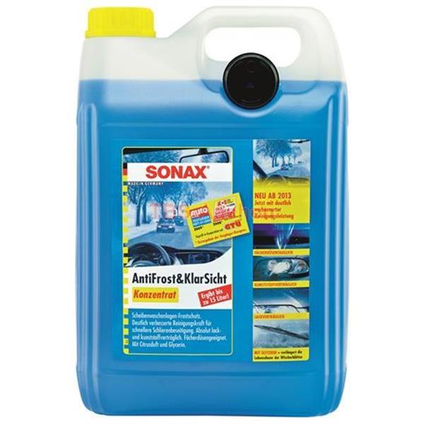 sonax 332805 antifrost klarsicht konzentrat 60 liter. Black Bedroom Furniture Sets. Home Design Ideas