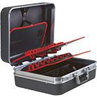 Werkzeugkoffer für Elektroarbeiten