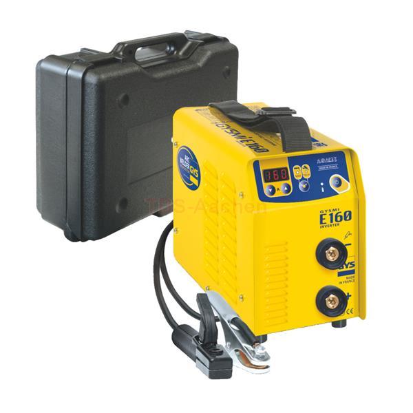 GYSMI E160 Elektroden Schweißinverter 10-160 A +