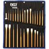 BGS 1650 Meißel- und Durchschläger-Satz, 28-tlg.
