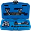 BGS 3058 Double Flaring Tool Kit with Pipe Cutter, 10 pcs.
