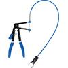 BGS 6756 Fuel Line Pliers, with Bowden Cable, 650 mm