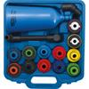 BGS8505-2 Öl-Einfülltrichter-Satz, Kunststoffausführung, 15-tlg.