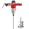 Flex MXE 1002 + WR2 120 1010 watt 2-speed mixer with accelerator trigger switch