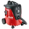 Flex VC 21 L MC Safety vacuum cleaner with manual filter cleaning system, 20 l, class L