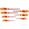 Gedore VDE 2170-2160 PH-077 VDE Screwdriver set 7 pcs IS 2.5-6.5 PH 0-2