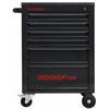 Gedore red R20152006 Workshop trolley MECHANIC with 6 drawers black, matt