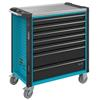 Hazet 179NXL-7 Tool trolley Assistent 179 N XL-7,with 7 drawers