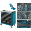 Hazet 179NXL-7/265 Tool trolley Assistent 179 N XL-7/265 with 265 tools set