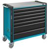 Hazet 179NXXL-7 Tool trolley Assistent 179 N XXL-7, with 7 drawers