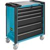Hazet 179NXL-6 Tool trolley Assistent 179 N XL-6, with 6 drawers