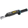 Hazet 7290-2eTAC Electronic torque wrench with built-in angle gauge, top version