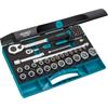 Hazet 953HP Socket set with 47 tools