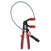 KS-Tools 115.0901 Hose clamp pliers with bowden cable, 730mm
