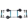 KS-Tools 140.1009 Quadruple suction pad with movable suckers, 50kg