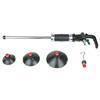 KS-Tools 140.2080 Pneumatic vacuum dent puller set, 5 pcs