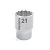 Proxxon 23314 Sockets for XZN-screws 1/2