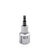 Proxxon 23318 Spline inserts 1/2