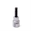 Proxxon 23578 10 mm (3/8) Innensechskant-Nuss 6 mm