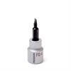 Proxxon 23591 Flat screwdriver bits 3/8