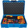 BGS 3355 VDE Pliers / Screwdriver Set, BGS systainer®, 13 pcs.