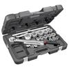 Facom KL.500 Sortiment mit 6-Kant-Steckschlüsseln