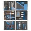 Gedore TS-190 Tool assortment in Check-Tool-Module