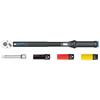 Gedore 3550-UK-LS4 Torque wrench TORCOFLEX UK Set 1/2