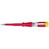 Gedore 4615 3 Voltage tester 150-250 V, slotted 3 mm