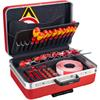 Hazet 150/43 Tool Set for Hybrid and Electric Vehicles, 43 pieces