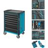 Hazet 179N-7/220 Tool trolley with 220-pcs tool set