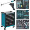 Hazet 179NX-7/137 Tool trolley with 137-pcs tool set