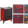 Hazet 179NX-7/70KV Tool trolley with 70 expert tools