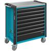 Hazet 179NXL-8 Tool trolley Assistent 179 N XL-8, with 8 drawers