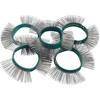 Hazet 9033-6-05/5 Wire Brushes 11 mm fine