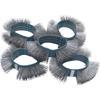 Hazet 9033-6-06/5 Wire Brushes 23 mm fine
