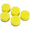 Hazet 9033M-9-010 Polishing pads for 9033M-9, flat, 5 pcs