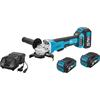 Hazet 9233-7/4 Cordless right-angle grinder