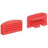Knipex 12 49 02 1 pair of spare clamping jaws for 12 40 200