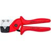 Knipex 90 10 185 Pipe cutter multilayer & pneumatic hoses