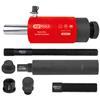 KS-Tools 440.0010 Pressure and pull hydraulic cylinder set, 22t, 10 pcs