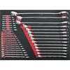 KS-Tools 711.1036 SCS wrench set, 36 pcs 1/1 system insert