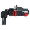 KS-Tools 515.5035 SlimPOWER Mini-Druckluft-Winkels