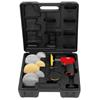 KS-Tools 515.5110 Mini-Druckluft-Exzenterschleifer