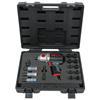 KS-Tools 515.5150 Pneumatic impact wrench set, 17