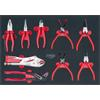 KS-Tools 711.5009 SCS Pliers set, 9 pcs, 1/1 syste